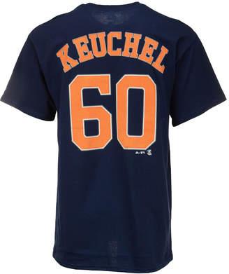 Majestic Men Dallas Keuchel Houston Astros Player T-Shirt
