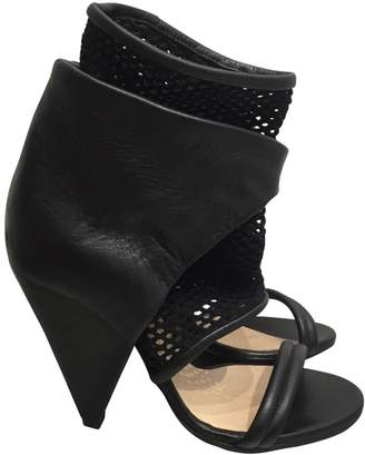 IRO Leather Sandals