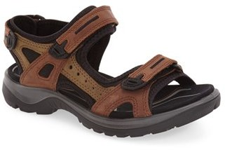 ECCO 'Yucatan' Sandal (Women) $129.95 thestylecure.com