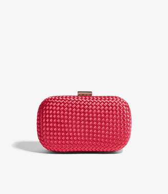 Karen Millen Woven Clutch Bag