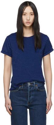 A.P.C. Indigo Millbrook T-Shirt