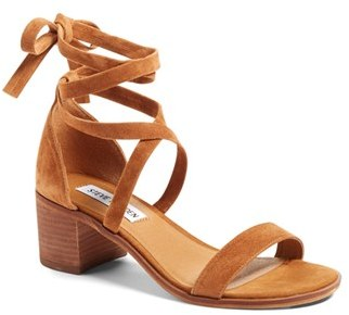 Women's Steve Madden 'Rizzaa' Ankle Strap Sandal $79.95 thestylecure.com