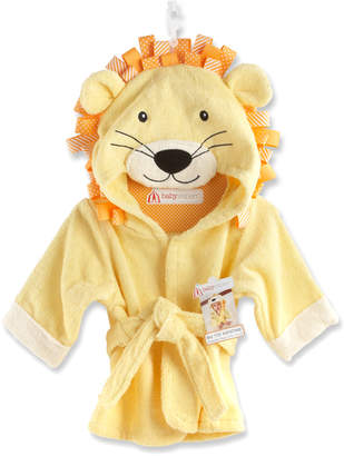 Kate Aspen Baby Aspen Big Top Bath Time Lion Hooded Spa Robe