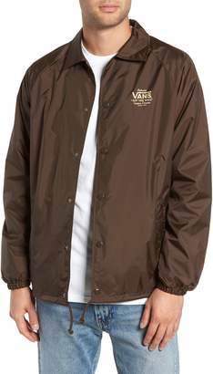 Vans Torrey Water Resistant Coach's Jacket