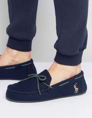 Ralph Lauren Rustle Moccasin Slippers