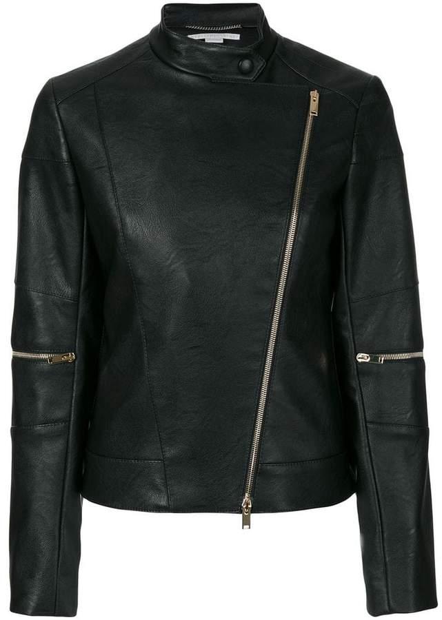 Stella McCartney asymmetric fitted jacket