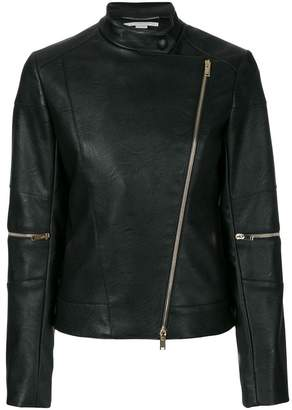 Stella McCartney asymmetric fitted jacket