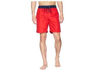 U.S. Polo Assn. Contrast Waistband Swim Short Men's Swimwear