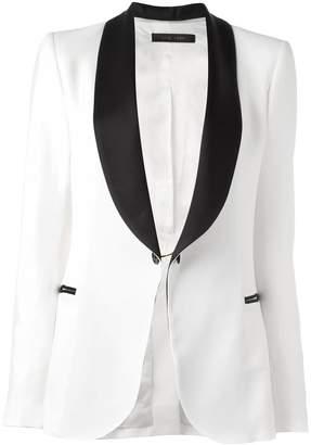 Elie Saab contrast blazer