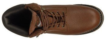 "Aerosoles McRae Men's 8"" ST lace-up"