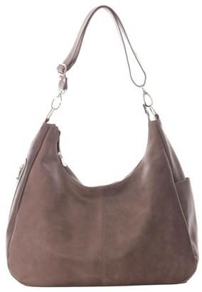 Piel Leather LARGE CROSSBODY/HOBO SHOULDER BAG