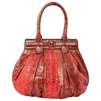 Zagliani Red Handbag
