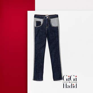 Tommy Hilfiger Regular Fit Ankle Jeans Gigi Hadid