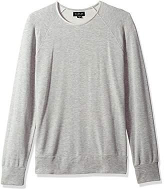 Velvet by Graham & Spencer Men's Ovid Long Sleeve Sweater