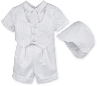 Keepsake Christening Shorts Set - Boys newborn-24m