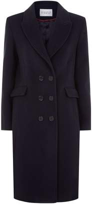 Claudie Pierlot Structured Coat
