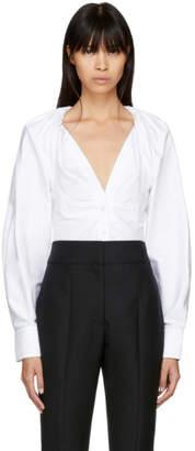 Jacquemus White La Chemise Jacqueline Shirt