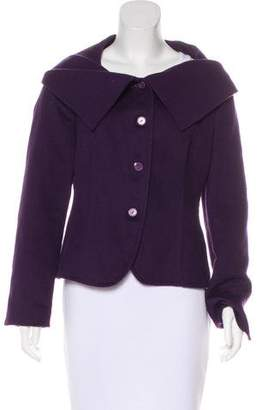 Max Mara Wool-Blend Jacket