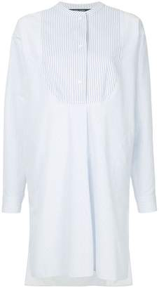Sofie D'hoore striped mandarin shirt
