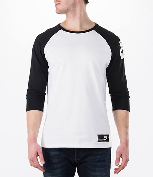 Nike Men's Sportswear Raglan Baseball T-Shirt
