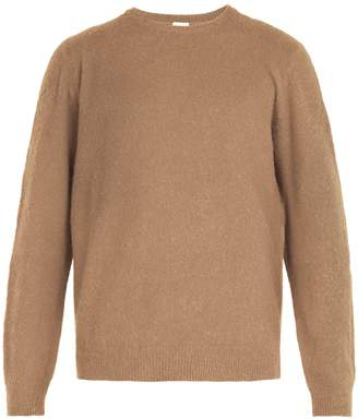 Massimo Alba Camel wool sweater