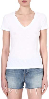 James Perse V-neck jersey t-shirt