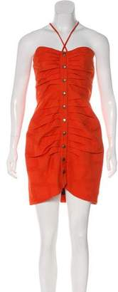 Rachel Comey Sleeveless Mini Dress