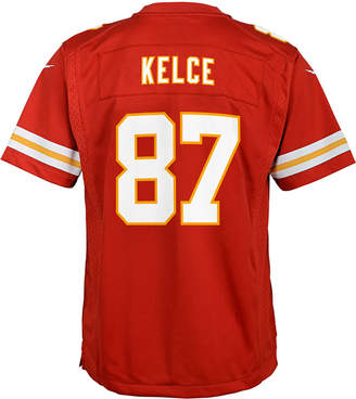 Nike Travis Kelce Kansas City Chiefs Game Jersey, Big Boys (8-20)