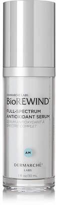 Dermarche Labs Biorewind Am Full-spectrum Antioxidant Serum, 30ml - Colorless