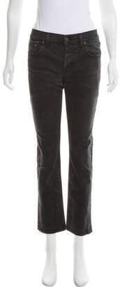 Saint Laurent Mid-Rise Jeans