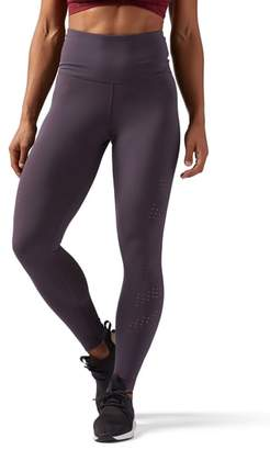 Reebok Perforated High Waist Leggings