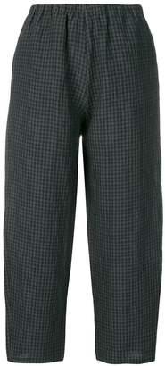 Apuntob elasticated waist trousers