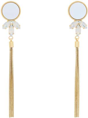 EA6895 Azzurra II Veria Tassel statement earrings