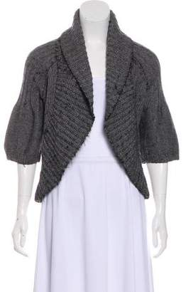 Elizabeth and James Wool Cardigan Sweater