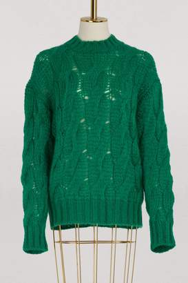 Prada Mohair pullover