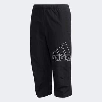 adidas (アディダス) - タッサー 3/5パンツ