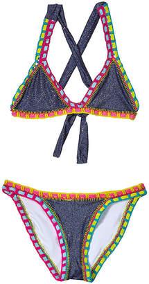 Pilyq Crewneck Crochet Bikini