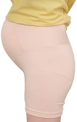 Xinvision Lady Maternity Shorts Over Bump Pregnancy Women Underwear Leggings High Cut