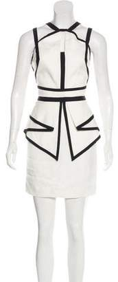 Sass & Bide Sleeveless Mini Dress