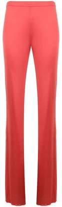 Emilio Pucci elasticated flared trousers