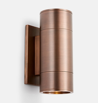 Rejuvenation Thorburn Wide Wall Sconce