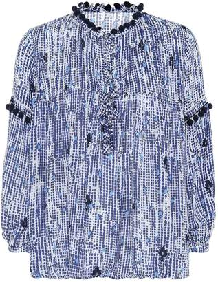 Poupette St Barth Clara blouse