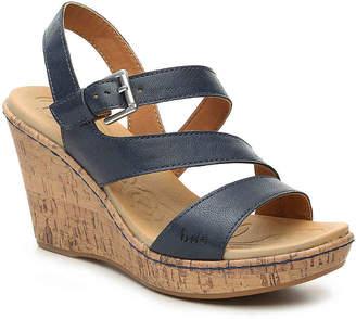 b.ø.c. Schirra Wedge Sandal - Women's