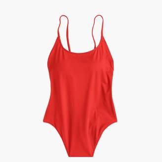 J.Crew Playa Newport super-scoopback one-piece swimsuit