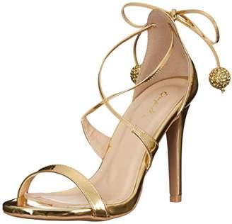 Qupid Women's Grammy-199 Dress Sandal