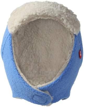 Zutano Baby Cozie Fleece Furry Trapper Hat