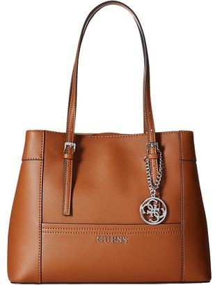 GUESS Delaney Shopper $98 thestylecure.com