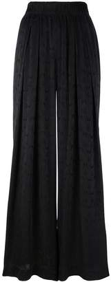 Raquel Allegra wide leg trousers