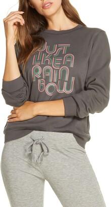 ban.do Just Like a Rainbow Sweatshirt