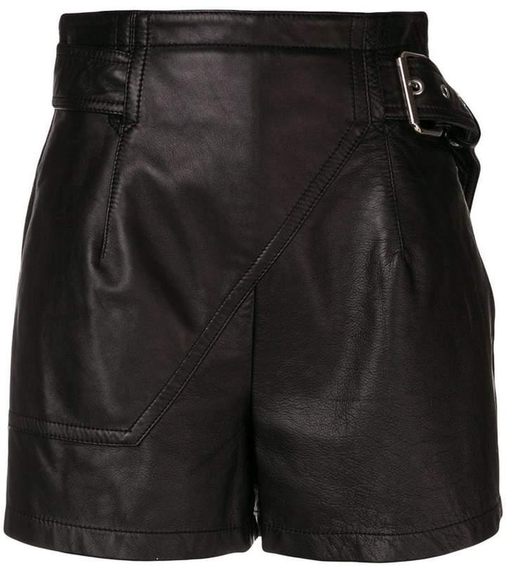 Utility biker shorts